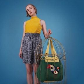 414c0d9c0b39 Самые модные - сумки, рюкзаки, клатчи alba soboni из коллекции Весна-лето '