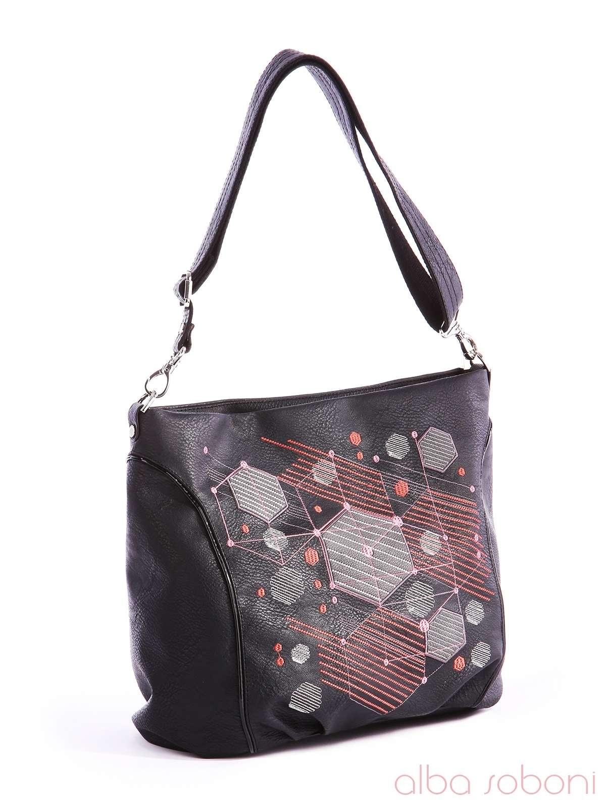 3f0029963490 Женская сумка, модель 162422 черный, купить в интернет-магазине alba soboni.